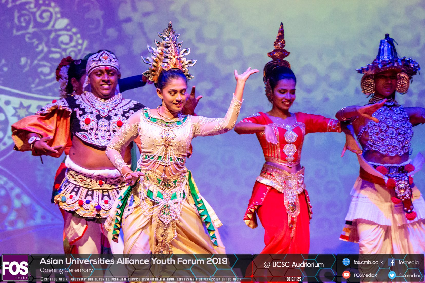 AUAYF 2019 – Opening Ceremony